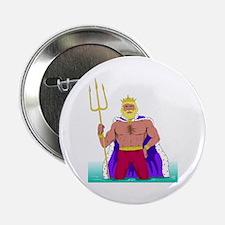 King Neptune Button