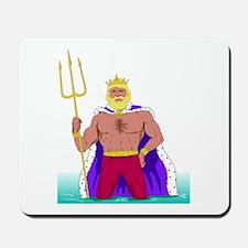 King Neptune Mousepad