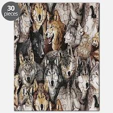 wolves Puzzle