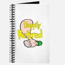 Happily Retired.:-) Journal