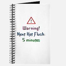 Hot Flush Journal