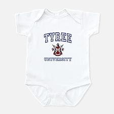 TYREE University Infant Bodysuit