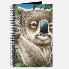 Koala Portrait (iphone case 1) Journal