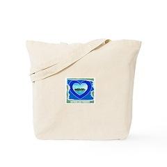 NOTHING LIKE PARADISE Tote Bag