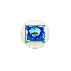 NOTHING LIKE PARADISE Mini Button (10 pack)