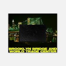 Brooklyn-Bridge-World-Trade-Center-1 Picture Frame