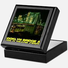 Brooklyn-Bridge-World-Trade-Center-12 Keepsake Box