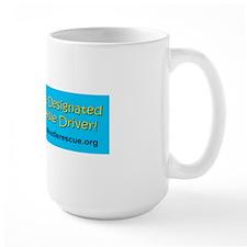 DOODLE TRAIN-SMALLER Mug