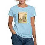 Japanese illustration Women's Light T-Shirt