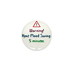 Mood Swing Mini Button (10 pack)
