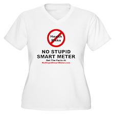 NoStupidSmartMete T-Shirt