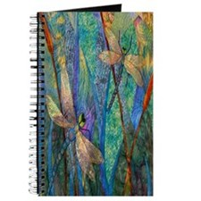 Colorful Dragonflies Journal