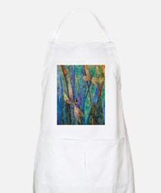 Colorful Dragonflies Apron