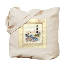 Lighthouse Serenity Tote Bag