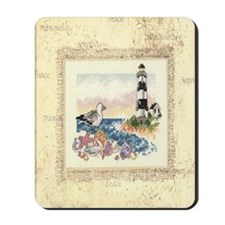 Lighthouse Serenity Mousepad