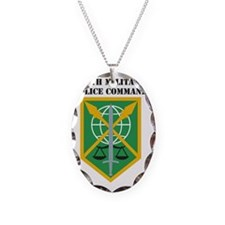 DUI -USARC-200TH MILITARY POLI Necklace