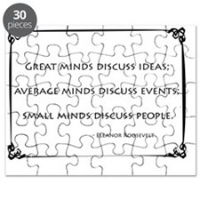 Eleanor_Roosevelt_Great_Minds_black Puzzle