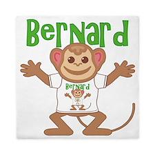 bernard-b-monkey Queen Duvet