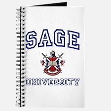 SAGE University Journal