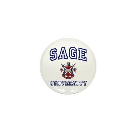 SAGE University Mini Button (10 pack)