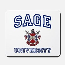 SAGE University Mousepad