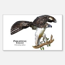 Philippine Eagle Decal