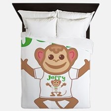 jerry-b-monkey Queen Duvet