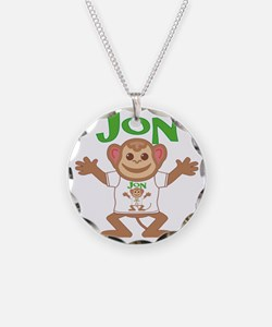 jon-b-monkey Necklace