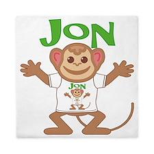 jon-b-monkey Queen Duvet