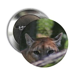 """Cougar 2.25"""" Button (100 pack)"""
