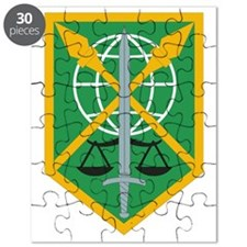 DUI -USARC-200TH MILITARY POLICE COMMAND Puzzle