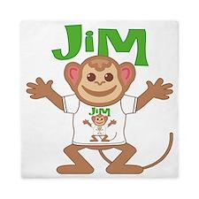 jim-b-monkey Queen Duvet