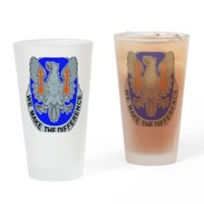 DUI - 11th Aviation Command Drinking Glass