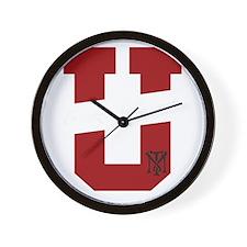 U-cock-a-roach-2 Wall Clock