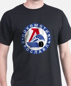 lokomotiv yaroslavl t shirts shirts tees custom. Black Bedroom Furniture Sets. Home Design Ideas