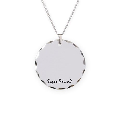 triathlons1 Necklace Circle Charm
