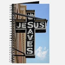 6774 Jesus Sign Journal