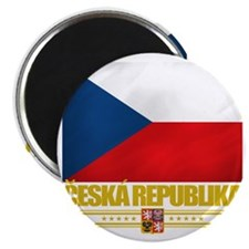 Czech Republic (Flag 10) Magnet