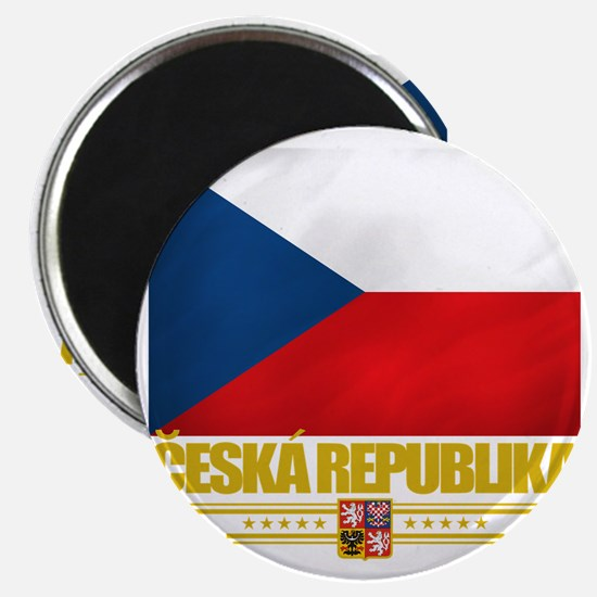Czech Republic (Flag 10) Magnet