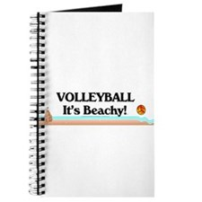 TOP Volleyball Beachy Journal