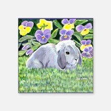 "spencer525tile Square Sticker 3"" x 3"""
