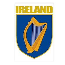 Ireland COA Postcards (Package of 8)