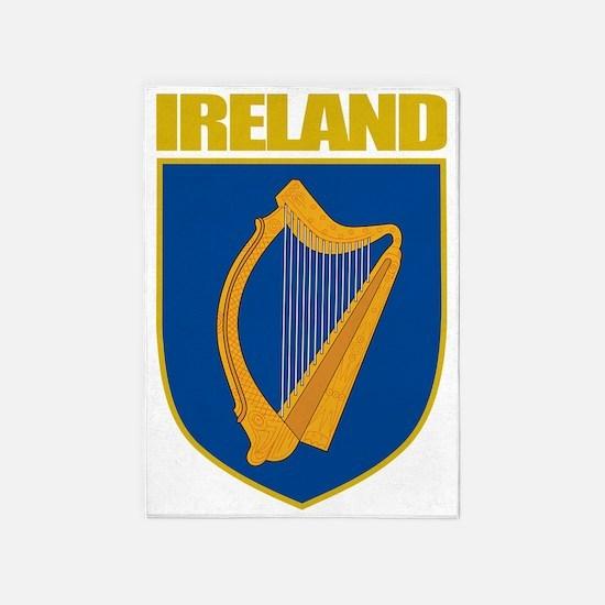 Ireland COA 5'x7'Area Rug