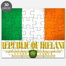 Republic of Ireland (Flag 10) Puzzle
