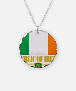 Republic of Ireland (Flag 10 Necklace