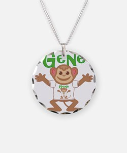 gene-b-monkey Necklace