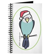 parakeet_blue_orn Journal