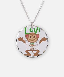 levi-b-monkey Necklace