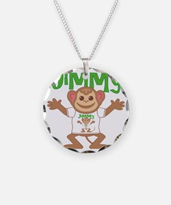 jimmy-b-monkey Necklace