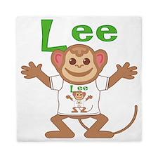 lee-b-monkey Queen Duvet